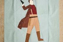 Paper Piecing Patterns / by Julia Eigenbrodt