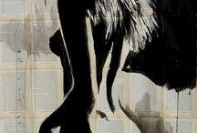 Woman Art Painting