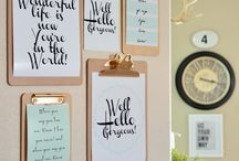 Homely Displays For Work