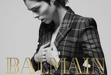 Balmain Hair Couture FW17 Campaign / The Balmain Paris Hair Couture Fall-Winter 2017 Campaign is out! Shot by Jean-Baptiste Mondino under creative direction of Balmain Paris Hair Couture creative director Nabil Harlow. Make-up by: @lauren.parsons Production by: @pavonv  #BalmainHair  #NabilHarlow  #FallWinter2017  #Campaign  #Hair #Couture