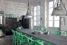 { Home decor & Interior design }