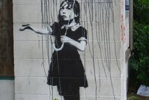 Banksy and other street art / by Chris Parker