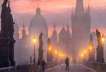 Destination - Czech Republic / Castles, museums, Bohemian glassware and Staropramen.