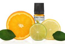 Uses and Benefits of Citrus Family of Essential Oils / Most people love the smell of citrus, whether you're peeling an orange, using a lemon-scented cleaning product, or enjoying the aromatherapy of a fruity essential oil in your essential oil diffuser. It's uplifting, tangy aroma just makes us happy, and a day without happy is a day without sunshine!