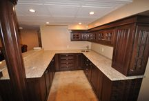 Janot Interiors-Home Bars / Home bars and basement bars created by the Janot Interiors team