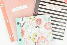 Journal's / Pretty and Designs