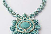 polymer clay soutache