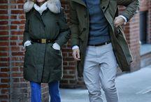 { couple style }