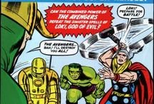 The Avengers / by The Snipe News