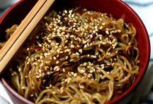Recipes - Noodles/Pasta