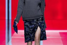 fw13 punk-luxe inspiration and catwalk
