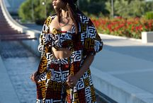 African Prints for Summer