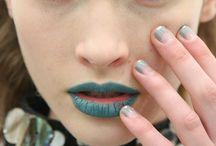 Autumn/Winter 2013/2014 nail polish trends