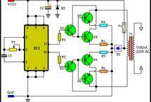 Circuit diagrams / Электронные схемы / Tags: diy, how to, ideas, tips, how to build, make, homemade, оригинальные, сделай сам, своими руками, идеи, how to make, construction.