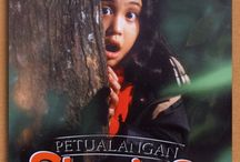 Petualangan Sherina Film Review / Indonesian movie about missing child in the florest.