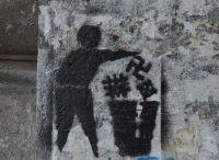 Graffiti: Stencils from Bucharest
