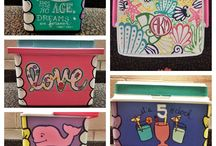 Sorority coolers