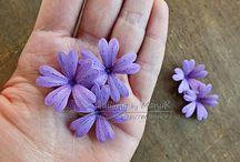 クイリング:春ー花