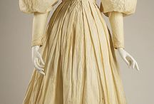 1828-1832 fashion