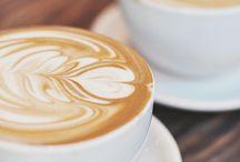 Café, coffee and drinks