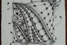 ART...Zentangle by Cris Letourneau