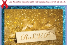 HIV RSVP / The UCLA HIV Research Study Volunteer Project is a part of the UCLA Center for AIDS Research and is a matching program for HIV positive and HIV negative men, women, transgender men and transgender women looking to participate in HIV-related research.