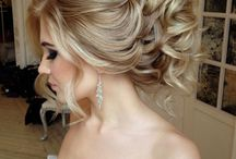 Hair styles for ball