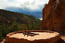 The Enchanted Circle / The Land of Enchantment ~ New Mexico