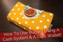 How to budget, ideas