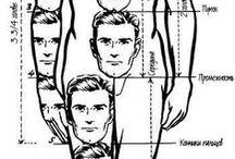 disegni corpo umano