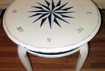 DIY/Repurposed/Hand decorated Furniture & Accessories