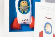 Astronautas/bailarines