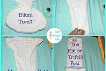 Cloth Diaper HOW-TO