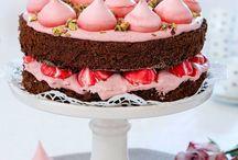 Tårtor och födelsedag