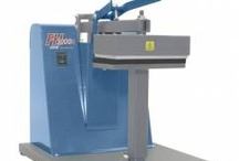 Heat Presses / Heat Press Machines:  Hix Corp, Rincon, and Stahls Hotronixs for all your heat transfer projects.