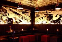 Nightjar - London / Nightjar's inspiration has been drawn from an earlier age when live music was a customary part of a good night out, drinking was a connoisseur's game, and hospitality was an art unto itself. Hidden away from the bustle of Shoreditch, the Nightjar is discrete but not exclusive.