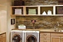 Laundry room / by Kagney Paden