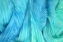 Arctic Blue / Inspiration images featuring our Arctic Blue colorway.