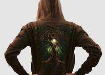 Oblečení - fantasy, etno, mytologie