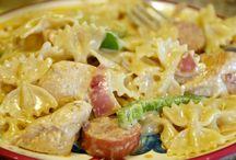 Pasta Recipes / Pasta Recipes - crock pot, Instant Pot, stove top #recipes #crockpot #instantpot #meals
