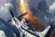 Aviation Artwork