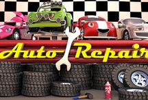 Auto Repair / Feel like a Car Mechanic. See what is broken in the engine, bolt up and pump up the wheel, patch up the pipe in the chassis, change the broken glass, find the way to the ice-cream shop and much more. Fix all the 21 faults in the 4 cars. 5baam.com
