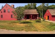 Early New England Homes Videos / Watch our homes in motion