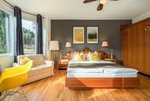 Comfort Doppelzimmer mit Balkon und Panoramablick