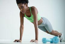 Working on my fitness / by Tara Foor