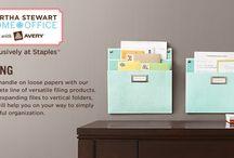 Paper Flow System Products / by Heidi Leonard - OperationOrganizationbyHeidi