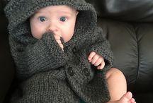 Model veste bebe