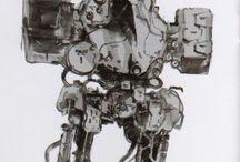 Robot/mech