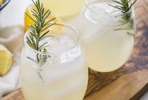 recipes: drinks/cocktails