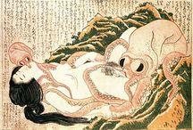Japanese art and woodblock printing